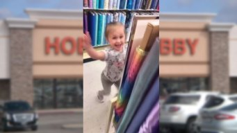 Watch: East TX Girl Just Loves Hobby Lobby