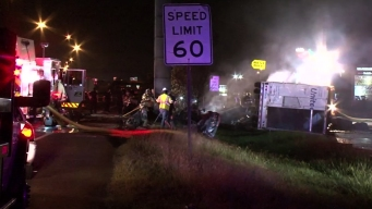 Boy, 5, Pulls Brother, 2, from Truck After Fatal Crash