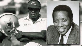 Cowboys Former WR Coach Hubbard Alexander Dies at 77