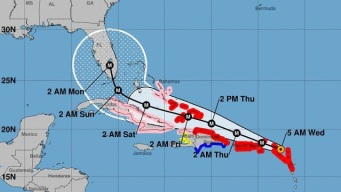 Hurricane 'Cone of Uncertainty' Shrinking for 2018