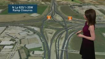 Traffic Changes Coming to I-35W in Tarrant County