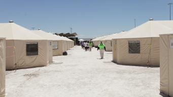 Lawmaker: Tent Shelter for Migrant Teens Open Indefinitely