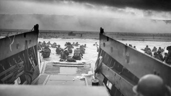 Weather Affected D-Day Planning, Invasion