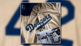 Jackie Robinson Rookie Jersey Auctioned for Millions