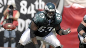 Cowboys Pass On Veteran C Jamaal Jackson