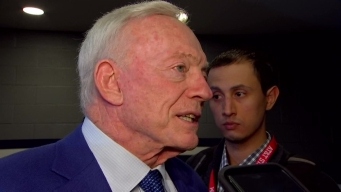 Jerry Jones Commits to Dez Bryant, Sort of