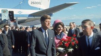 Timeline: JFK's Texas Trip