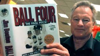 Jim Bouton, Former Pitcher, 'Ball Four' Author, Dies at 80