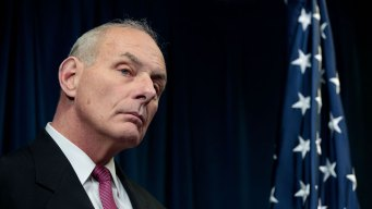 Kelly Says Critics Should Change Immigration Laws or Shut Up