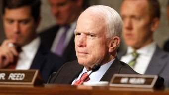 US Sen. John McCain Diagnosed With Brain Tumor