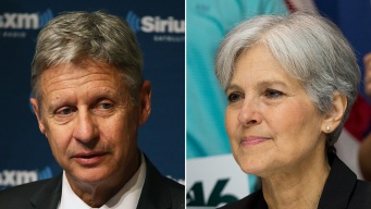 Third Party Candidates Miss Cut for First Debate