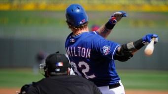Two Rangers Crack Top Ten In MLB Jersey Sales
