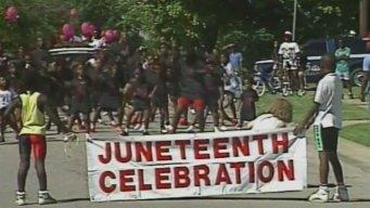 Video Vault: Juneteenth Parade in 1980