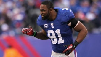 """Giants' Justin Tuck: """"I Don't Play Jerry"""""""