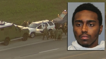 SWAT Officer: Richardson Chase, Standoff 'What We Train For'