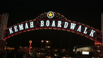 Bomb Scare Evacuates Kemah Boardwalk