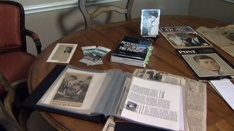 Kennedy Photographer's Sister Shares Mementos