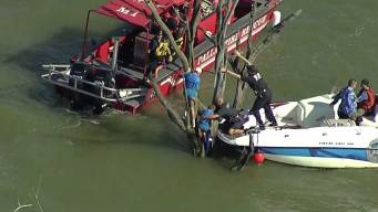 Man, 2 Children Rescued After Boat Sinks on Lake Ray Hubbard