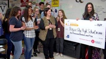 Royse City High School Teacher Named Excellent Educator