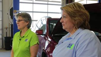 NTX Women Open Repair Shop