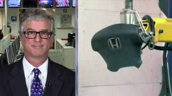 The DMN's Dave Lieber: Air Bag Recall