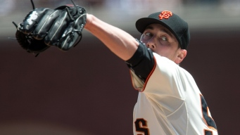 Pitcher Tim Lincecum in Discussions With Rangers: AP Source