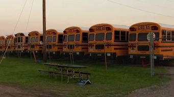 Little Elm ISD Official Talks Weather-Damaged Buses