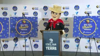 '18 Big Tex Choice Awards Finalists