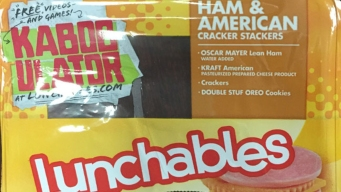 Lunchables Recalled Due to Misbranding, Undeclared Allergens