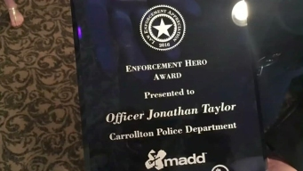 Something Good: MADD Honors Officers