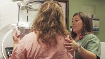 New Mammogram Device Puts the Control in Women's Hands