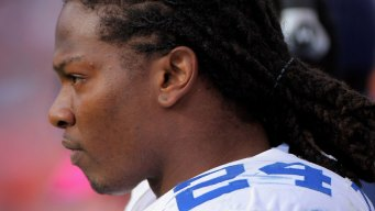 Cowboys to Cut Marion Barber: Report