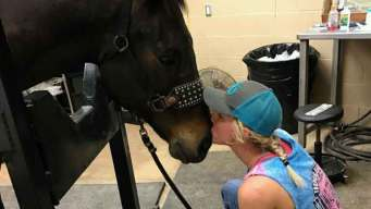 North Texas Girl & her Horse Receive Unexpected Gift