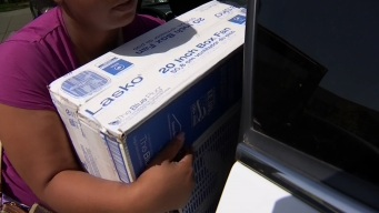 Heatwave Puts Meals on Wheels in Overdrive