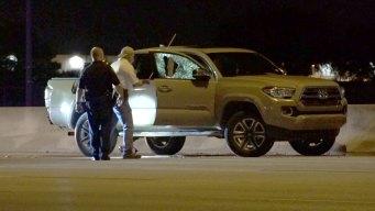 FW Police Find Man Shot in Bullet-Riddled Pickup Truck
