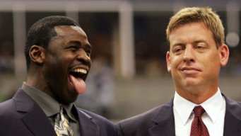 Irvin: Cowboys Would've Won 5 Super Bowls if Jimmy Stayed