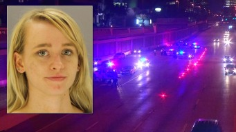 Woman, 21, Arrested in Fatal Crash on U.S. 75