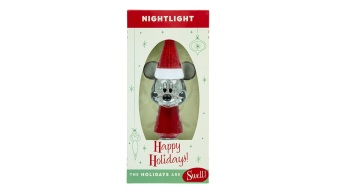 Mickey Night Lights Recalled Over Electrical Fire Hazard