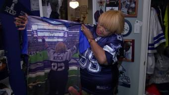 Miss Price's Message to Cowboys Fans