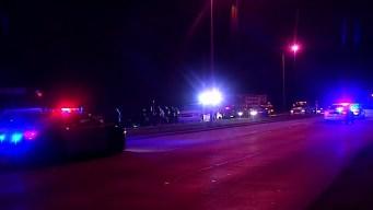 1 Dead, 1 Arrested in Fiery Crash: Dallas Police