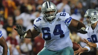 With Injuries To O-Line Piling Up, Cowboys Bring In Familiar Faces