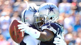 Cowboys Hold Off Panthers, 19-14