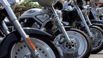 Officials: Texas Motorcyclist Fatally Strikes Child