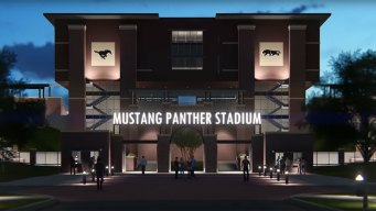 Renovation of Mustang-Panther Stadium Delayed by Weather