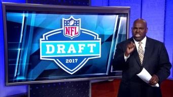 Newy's 2017 NFL Mock Draft