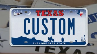 Classic License Plate Will Soon Return to Texas Vehicles