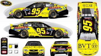 NASCAR to Feature Inspiring Story of Blake's Snow Shack