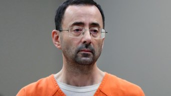 Disgraced Sports Doctor Nassar Faces Dozens of His Victims