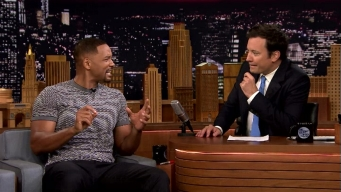 'Tonight': Will Smith Talks Racism