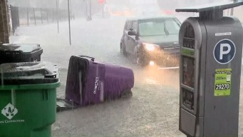 New Orleans Floods as Gulf Coast Braces for Torrential Rains